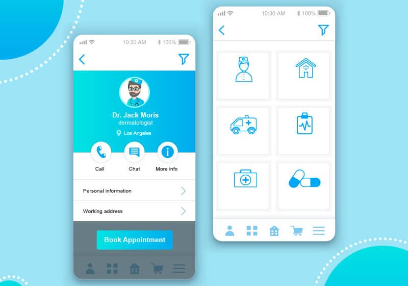 How to launch a Book Doctor Appointment Online app like practo or zocdoc?