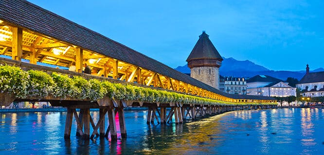 Discover Switzerland Tour