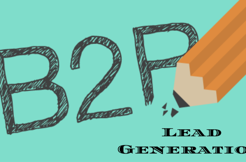 Content-Driven B2B Lead Generation Strategy