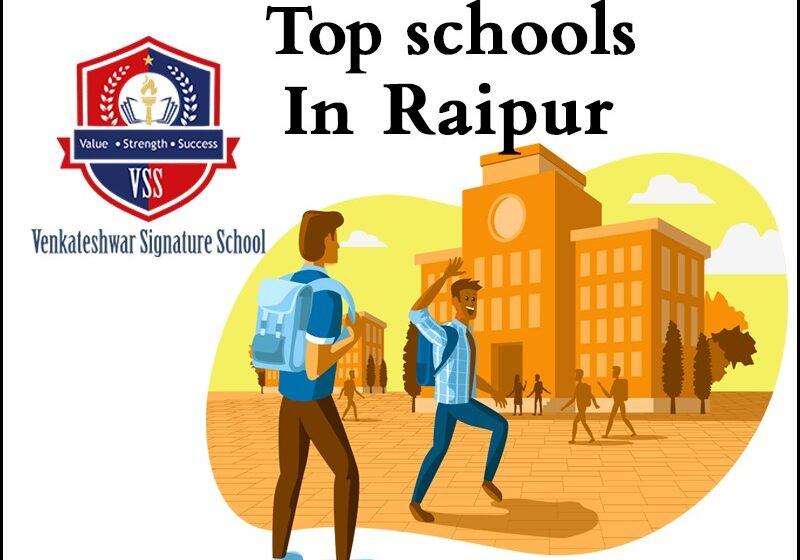 Top 5 Schools in Raipur