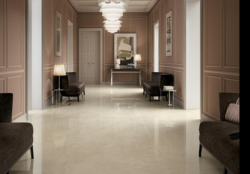 application on floors