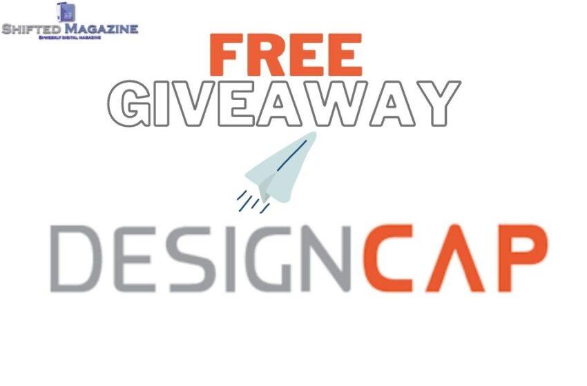 DesignCap : Online Design Editor [Free Giveaway]