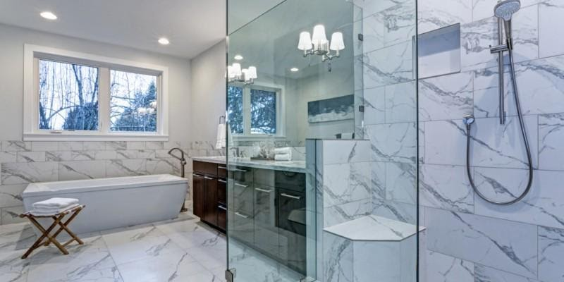 Best Collection Of Tiles & Stone For Bathrooms