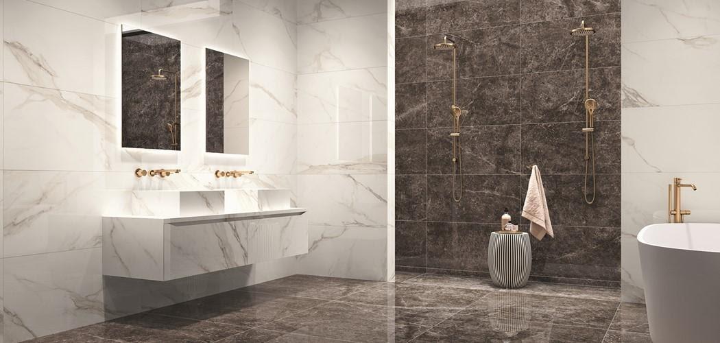 Choosing Tiles For Bathroom