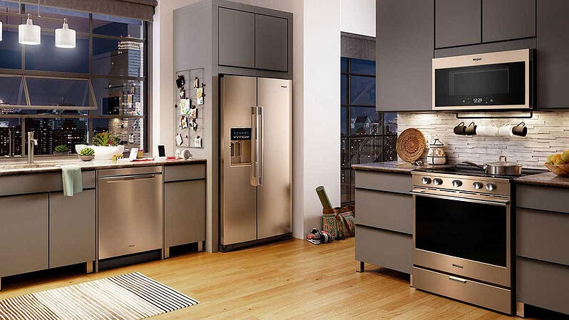 How to Keep Your Kitchen Stainless Steel Appliances Going and Glowing