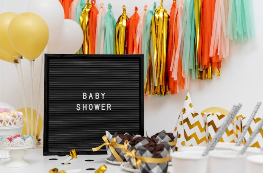 Baby Shower Gifts That Every New Mom Needs