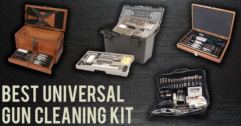 What To See For During A Best Shotgun Cleaning Kit
