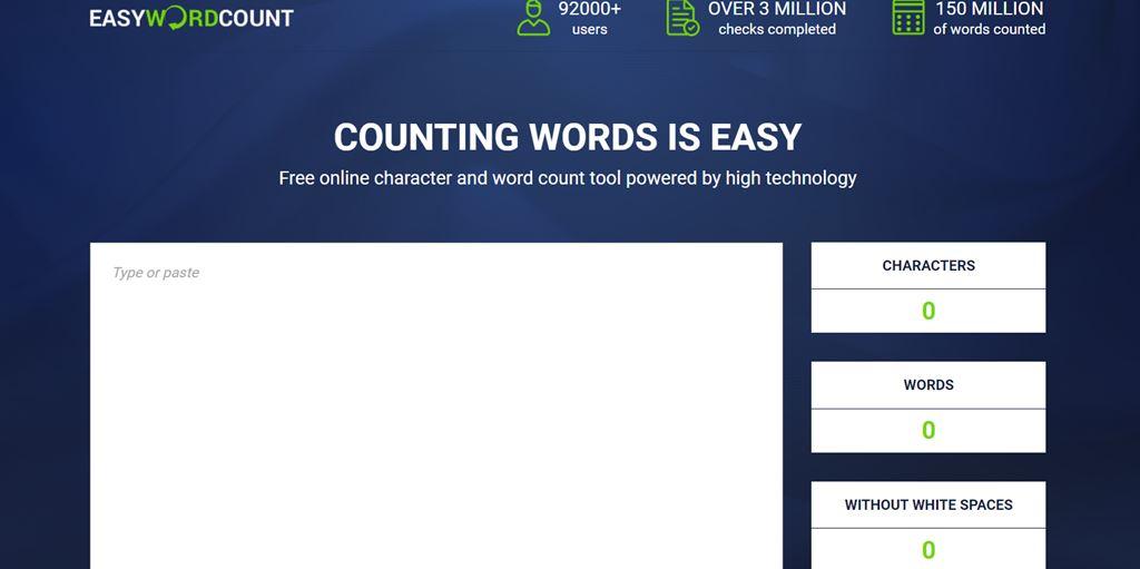 Easywordcount.com