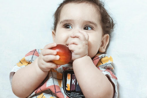 Food and Nutrition Guidelines for Children