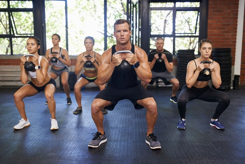 How Intense Strength Training Keeps Us Fit And Healthy