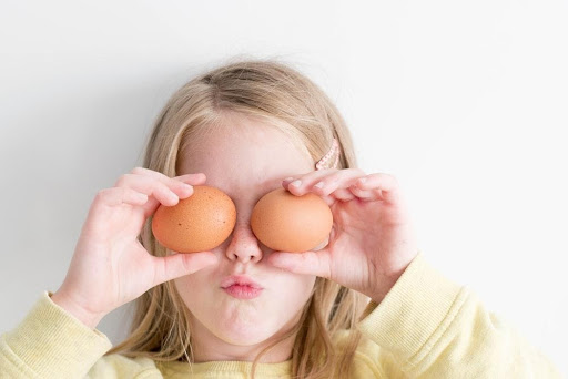 Tips for kids healthy eating habits
