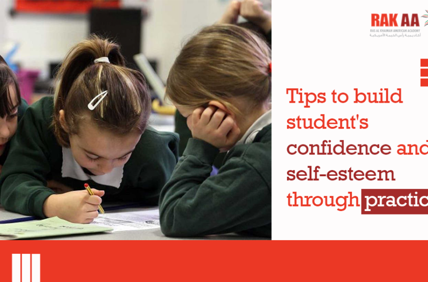 Tips to Build Student's Confidence and Self-Esteem Through Practice