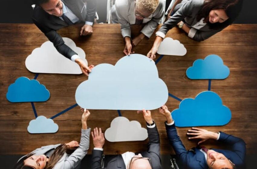 Top Cloud Computing Trends that will Shape Businesses in the Coming Years