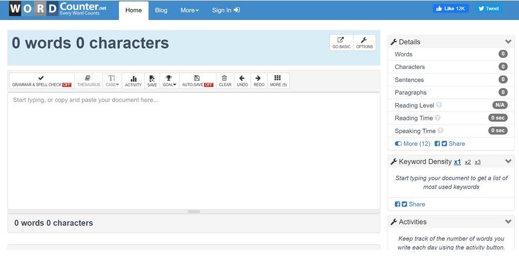 Wordcounter.net