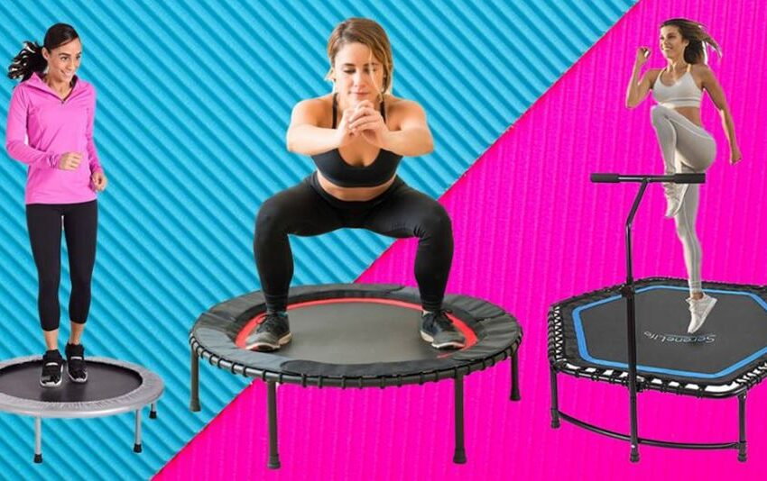 The Tremendous Health Benefits Of Jumping On The Biggest Trampolines In The World