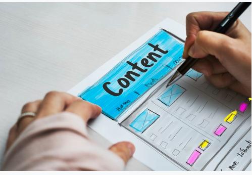 Publish more Content