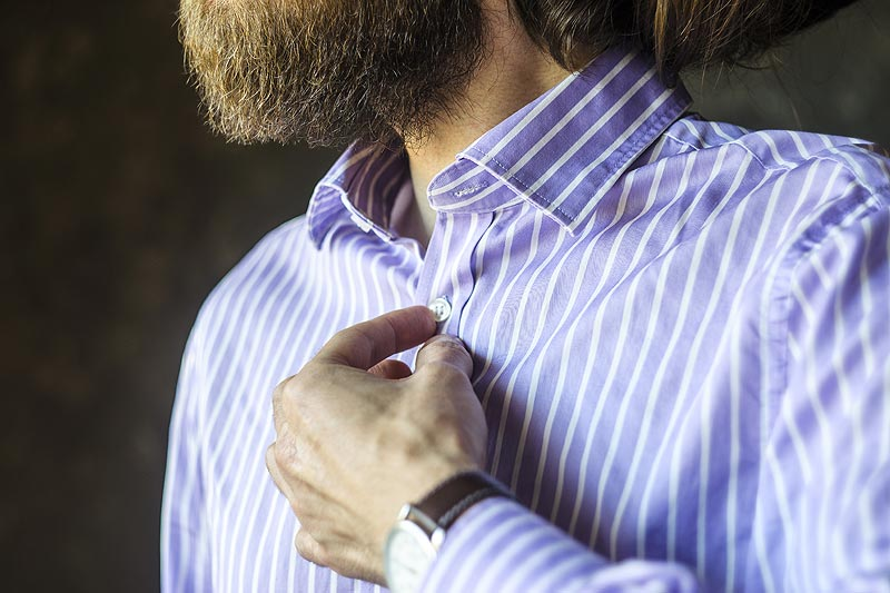 Men's Guide in Choosing the Perfect Shirt