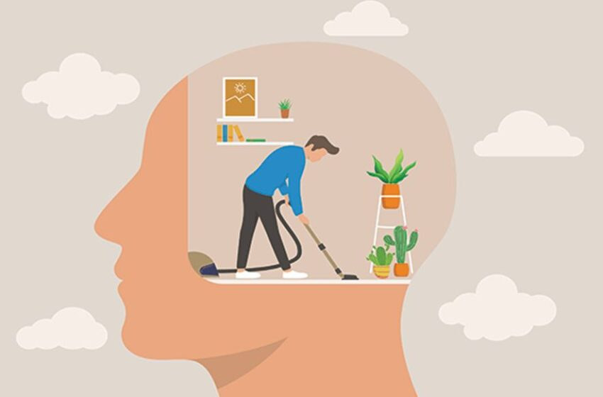 What is the Connection of Mental Health with Cleaning?