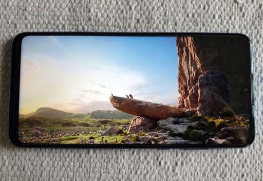 Huawei P30 Lite Display