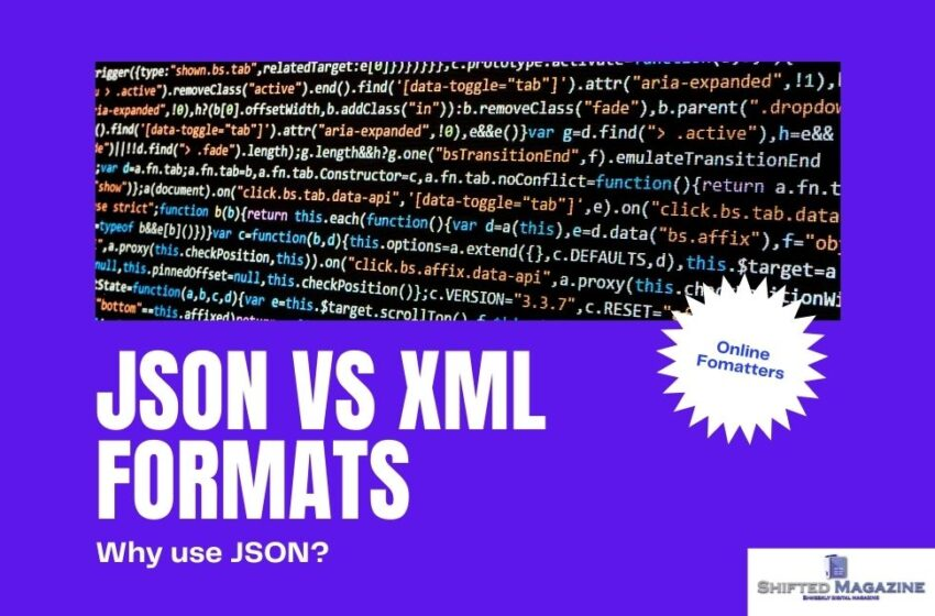 Why use JSON? Best features of JSON over XML formats