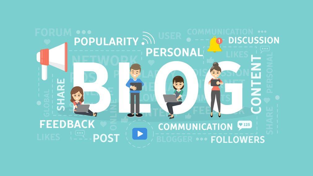 Create Informational Blogs on Keywords