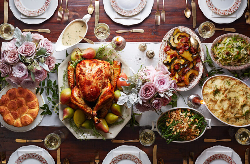 7 Things You Need For Your First Thanksgiving Dinner