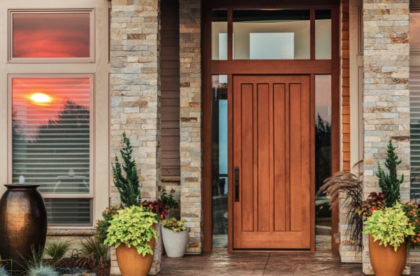 11 Amazing Ways To Make Your Front Door Stand Out