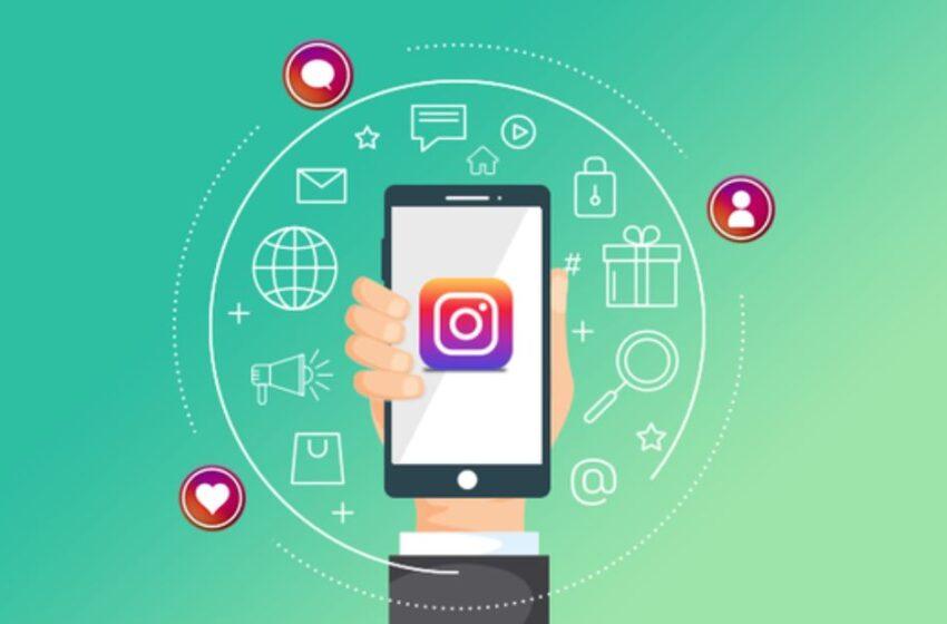Marketing Tool for Instagram