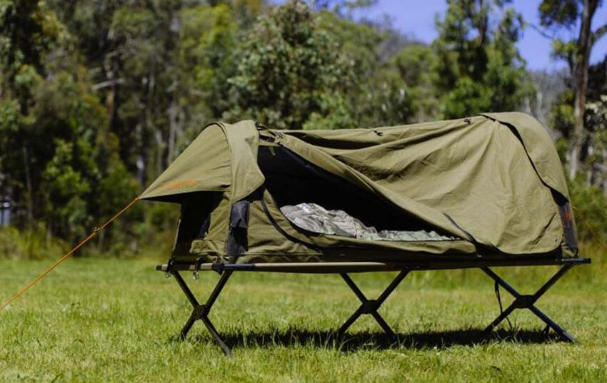 How Do You Select the Best Camping Swag?