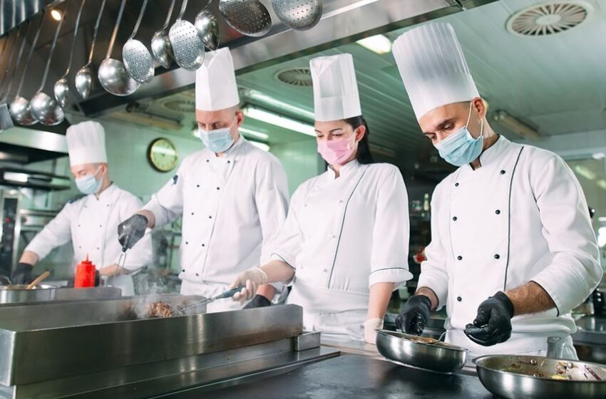 Kitchen Safety – Tips and Precautions