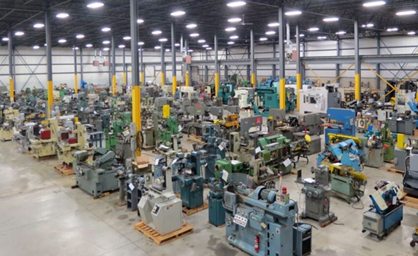 5 Ideas On How You Can Sell Your Used Machinery