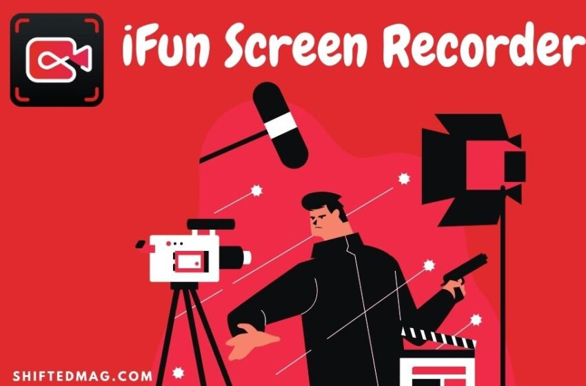 iFun Screen Recorder: The Best Tool to Record on PCs