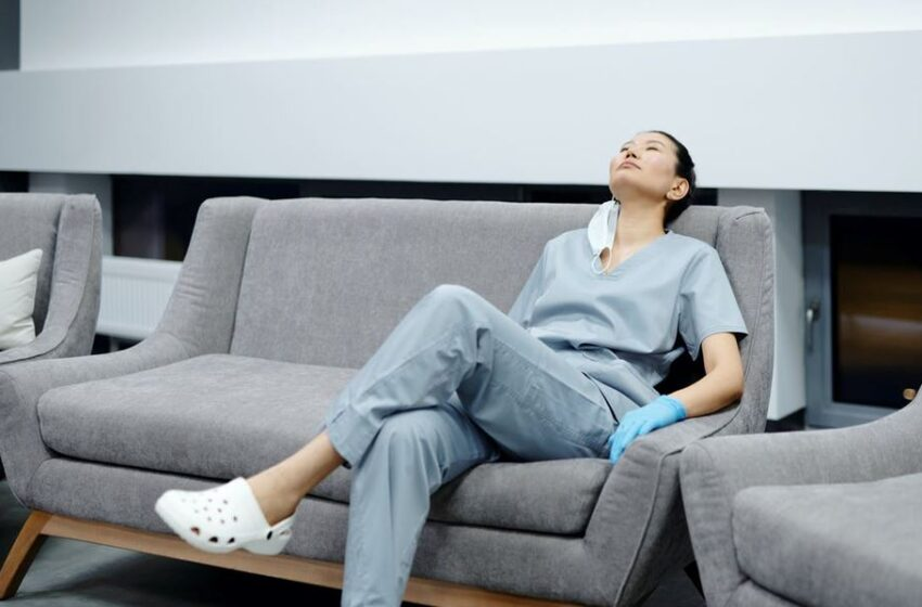 Six Ways Nurses Can Cope with Night Shifts