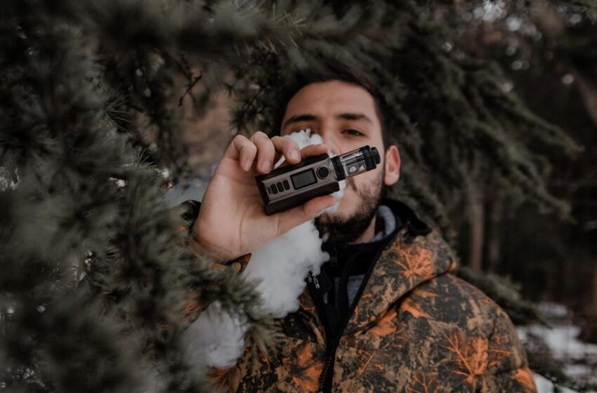 5 Pro Vaping Tricks You Must Try In 2021