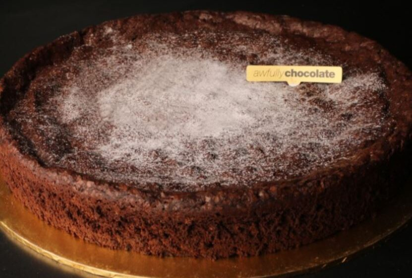 Flourless Chocolate Cake: More Than Just A Trend