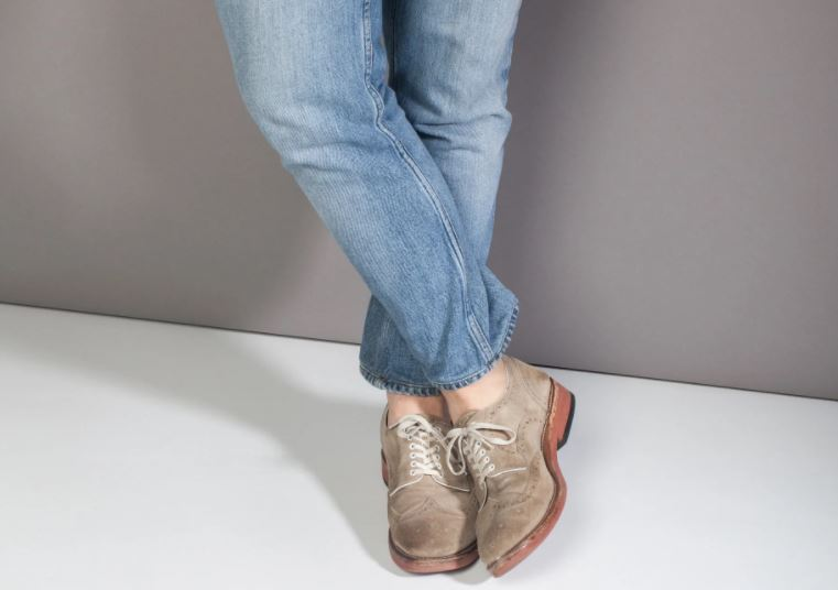 5 Different Types Of Shoes To Pair With Your Denim