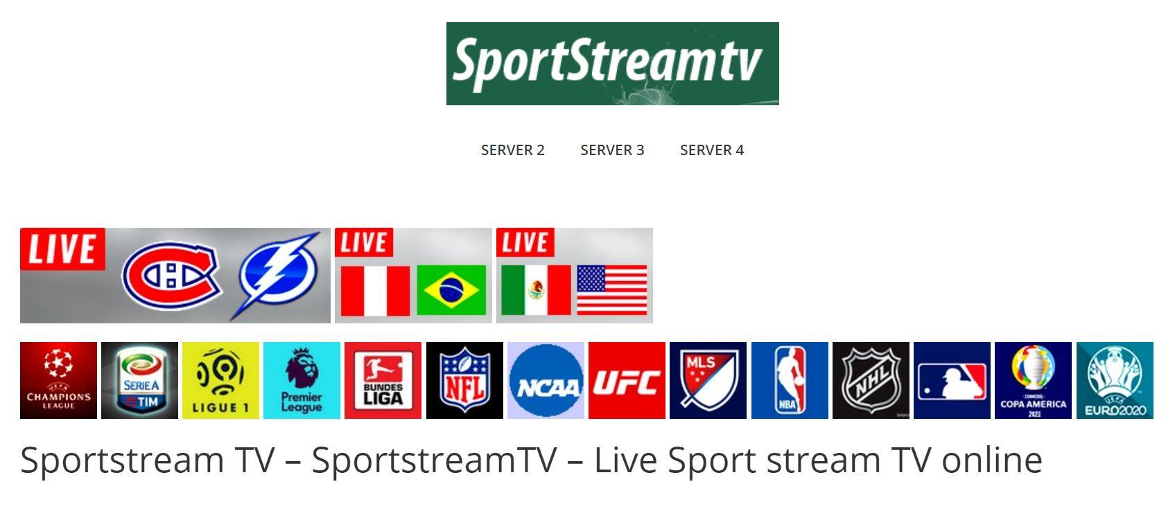 SportsStreamTV