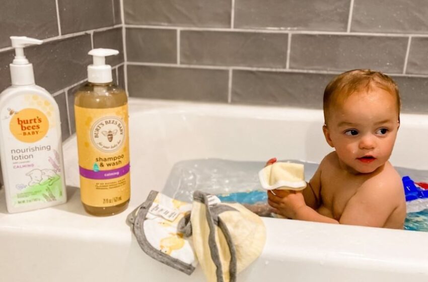 First-Time Parents: Here Are the Must Have Baby Bath Essentials