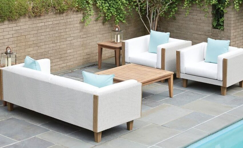 Buying Guide: Tips to Choose the Best Patio Furniture