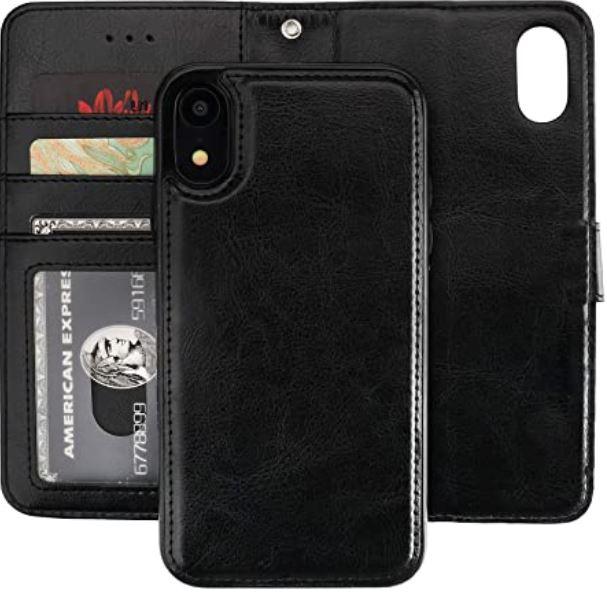 Bocasal iPhone XS Cardholder Case