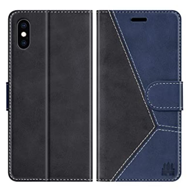 Caislean iPhone XS Cardholder Case