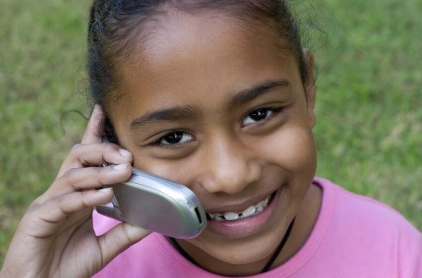 The Effects of Smartphones on Child Development