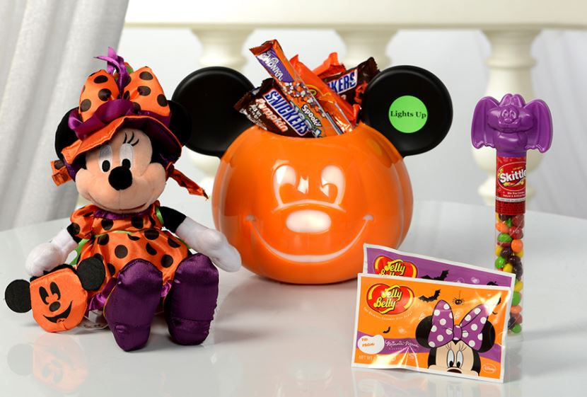 Disney Basket for Halloween
