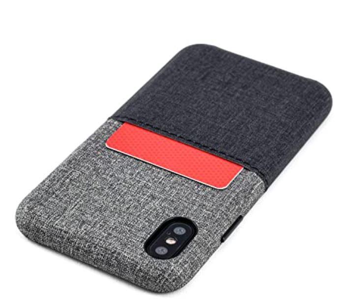 Dockem iPhone XS Cardholder Case