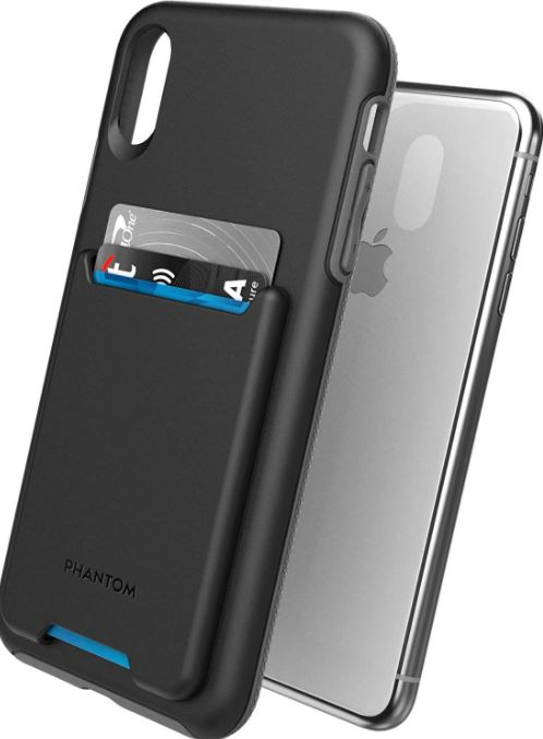Encased iPhone XS Cardholder Case