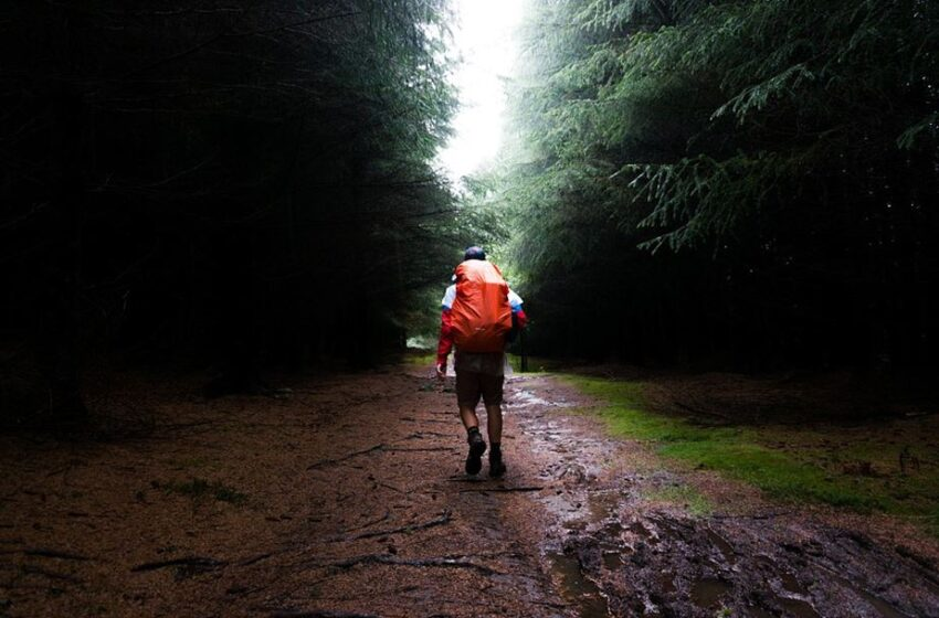 10 Tips to Hike in the Rain