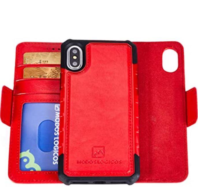 MODOS LOGICOS iPhone XS Cardholder Case