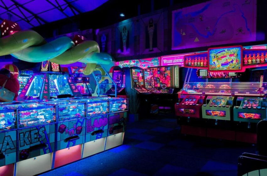 What's The Difference Between Slot Games And Other Casinos?