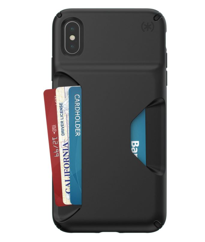 Speck iPhone XS Cardholder Case