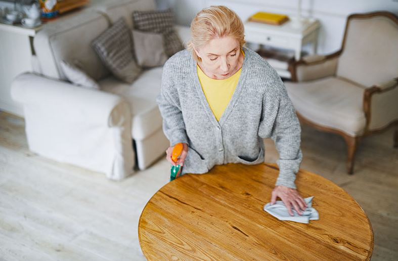 Spring Cleaning Tips for Seniors